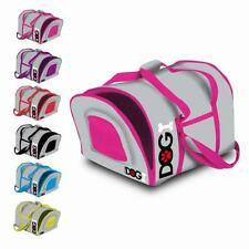 Pet Dog Cat Travel Carrier Bag Basket Soft Padded Sides Cage Shoulder Bags Large