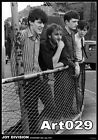 JOY DIVISION =POSTER= 60x90cm NEW band in 1979 Ian Curtis Bernard Sumner fence