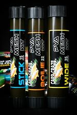 CARP CRAZE PVA MESH KIT 7 METRES  £5.99 FREE KOMPRESSA OFFER (ALL SIZES)