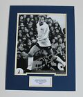 FRANK WORTHINGTON Bolton Wanderers HAND SIGNED Photo Mount Display + COA Proof