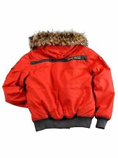 Alpha Industries Mountain Jacket Red #5236
