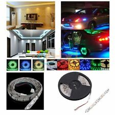 5M RGB Flexible 300 600 1200 LED SMD 5050/5630/3528 Tiras De Luces Lámpara Luz