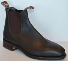 RM William Comfort Allrounder, Oiled Leather, Comfort Insole, Rubber Sole