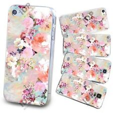 NEW PRETTY FLOWER FLORAL VINTAGE RETRO HARD CASE COVER FOR IPHONE SAMSUNG HTC