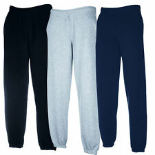 2er Set Fruit of the Loom Herren Trainingshose Jogginghose Sport Fitness Hose