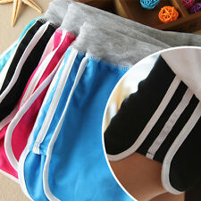 New Women Summer Casual Beach Shorts Plus Size Sports Shorts Lady's Cotton Pants