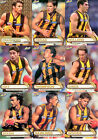 2001 ESP AFL Heroes Cards Base Team Set Hawthorn (9)