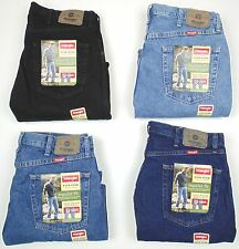 Wrangler Mens Jeans Regular Fit BIG & TALL Many Sizes Many Colors New With Tags