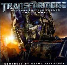 TRANSFORMERS: REVENGE OF THE FALLEN [THE SCORE] * NEW CD