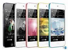 Apple iPod touch 5th Generation 64GB Blue Pink Silver Black Gray Free Shipping