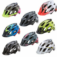FOX FLUX MTB BIKE CYCLING HELMET 2015 Bicycle Mountain Brand New