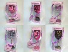 Individually Hand Painted Gift Boxed Wine Glass Birthday Gifts Ideas for her