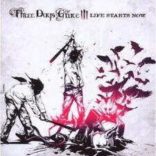 LIFE STARTS NOW NEW CD