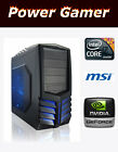 Power PC Gamer Computer Intel Core i7 4770 H87 16GB DDR3 120GB SSD GTX770 USB3.0