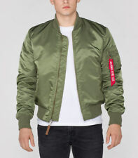 ALPHA INDUSTRIES MA-1 VF 59 Fliegerjacke | sage green (191118) Bomberjacke
