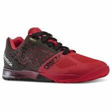 New in Box Men's REEBOK CROSSFIT NANO 5.0 Red Rush/ Black V68758 Shoes Nano 5