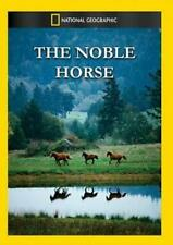 NATIONAL GEOGRAPHIC VIDEO - THE NOBLE HORSE NEW DVD