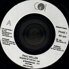"PAUL WELLER shadow of the sun/sunflower/wild wood PNME 1 uk go/nme 7"" WS EX/"