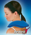 BEWELL - Moist Heat Therapy Pack - Neck Pain - Reuseable - NIB