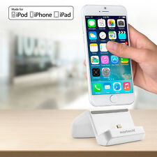 OEM Naztech Super Dock Charge & Sync Mount for Apple iPhone 5 5S 5C 6 & 6S Plus