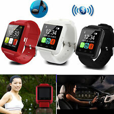 Bluetooth Smart Watch WristWatch For Cellphone Android LG G4 NOTE 5 S6 edge Plus