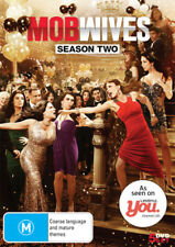 Mob Wives: Season 2 (5 Discs)  - DVD - NEW Region Free