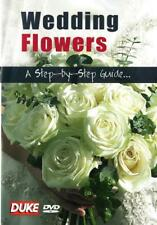 Wedding Flowers - A Step-by-Step Guide  - DVD - NEW Region Free