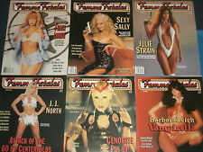 Femme Fatales Magazine: Fim & Movies Featuring Top-Models & Actresses Mature 18+