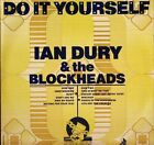 IAN DURY do it yourself P87806 uk stiff SEEZ 14 LP PS EX/EX with inner sleeve