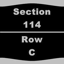 2 TIX Hershey Bears v Toronto Marlies 114 12/19 Giant Center