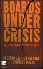 Boards Under Crisis (IE Business Publishing), Lavin Fernandez, Alberto, New Book
