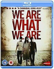WE ARE WHAT WE ARE [2011] [REGION B] NEW BLU-RAY