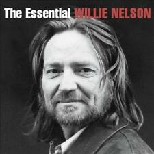 THE ESSENTIAL WILLIE NELSON [COLUMBIA] NEW