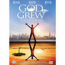 QUINN,CHRISTOPER DI-GOD GREW TIRED OF US / (WS AC3 DOL) DVD NEW