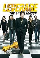 Leverage: The Fourth Season New DVD! Ships Fast!