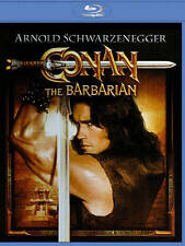 SCHWARZENEGGER,ARNO-Conan The Barbarian Blu-Ray NEW