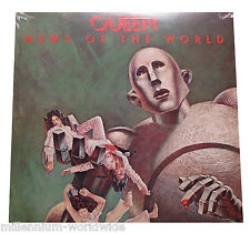 "SEALED & MINT - QUEEN - NEWS OF THE WORLD - 12"" VINYL LP / 180 GRAM GATEFOLD"