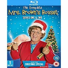 MRS. BROWN'S BOYS: COMPLETE COLLECTION [REGION B] - NEW DVD