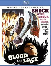 BLOOD AND LACE - NEW DVD