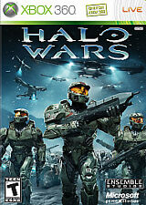 HALO WARS (XBOX 360, 2010)  ***FREE EXPEDITED SHIPPING***