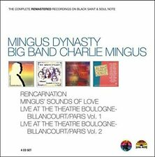 MINGUS DYNASTY BIG BAND CHARLIE MINGUS: THE COMPLETE REMASTERED - NEW CD