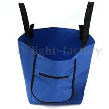 Supermarket Trolley Shopping Bags Grocery Cart Clip Reusable Foldable Hand Bag