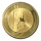 2012 AUSTRALIAN TENNIS OPEN $5 UNC MINT COIN -NOT ISSUED FOR CIRCULATION