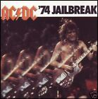 AC/DC - '74 JAILBREAK D/Remastered CD ~ BON SCOTT / ANGUS YOUNG ~ ACDC 70's*NEW*