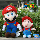 Nintendo Super Mario Bros Plush Toy Mario Game Collectible Stuffed Animal Doll
