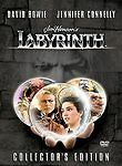 Labyrinth (DVD, 2004, Collector's Box) VG WITH BOOKLET, CEL, & CARDS Not Bootleg