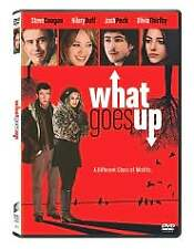 WHAT GOES UP -- Brand NEW DVD
