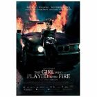 The Girl Who Played With Fire (DVD, 2010)