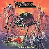 The End of Tomorrow by Ravage (CD, Aug-2009, Metal Blade)  NEW