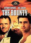 THE BOUNTY rare Action dvd ANTHONY HOPKINS Laurence Olivier MEL GIBSON 1984